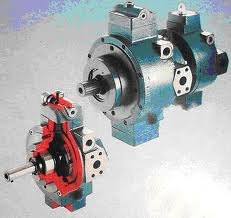 Radial piston pump RKP