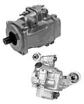 Hydraulic pump for off-highway vehicle